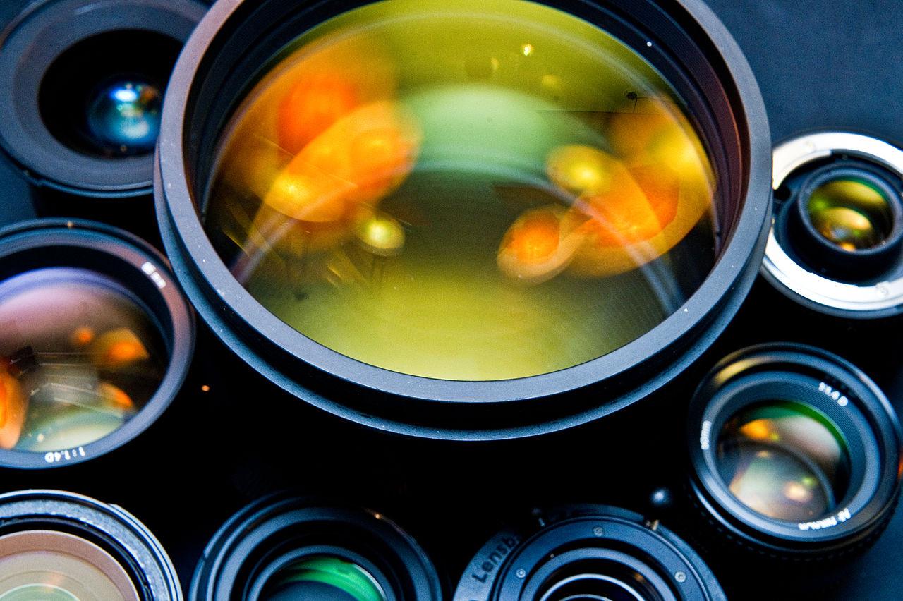 Objectius - Fotografia de Bill Ebbesen