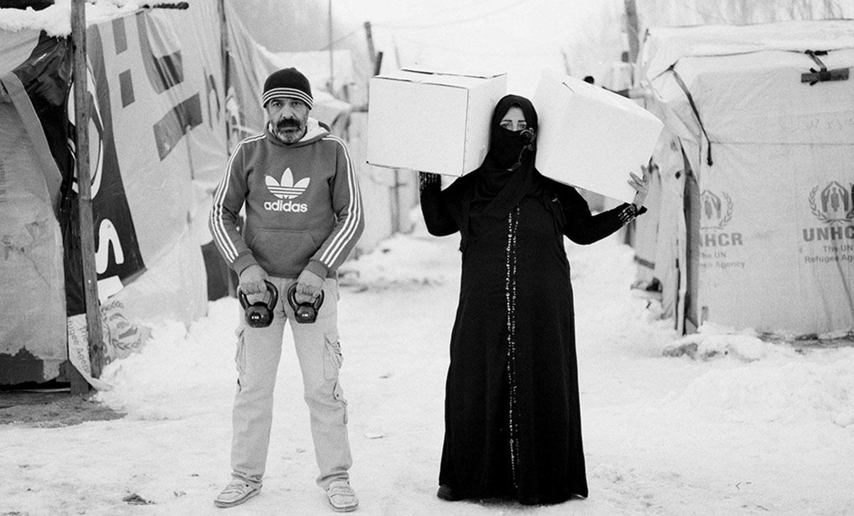 Fotografia d'Omar Imam