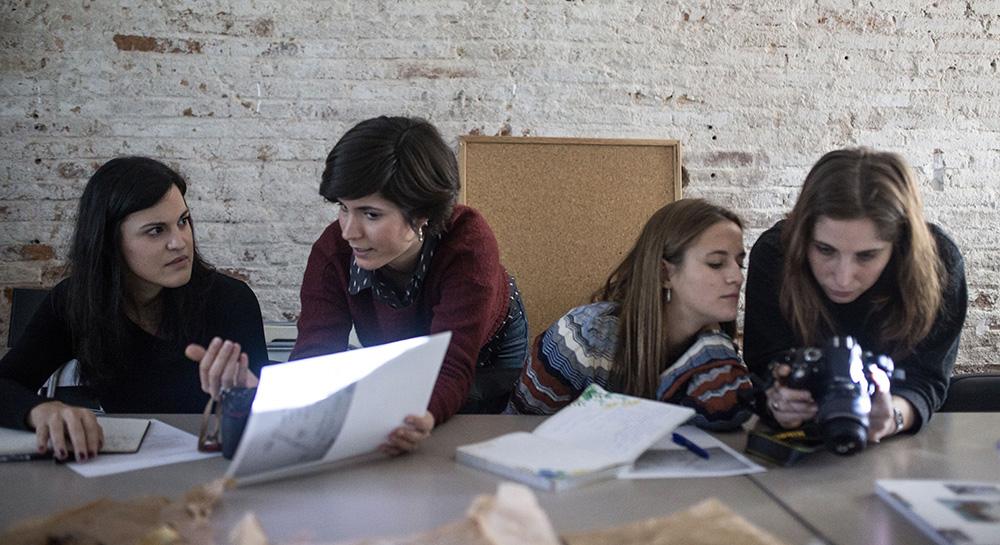 Xerrada-taller Dones fotògrafes